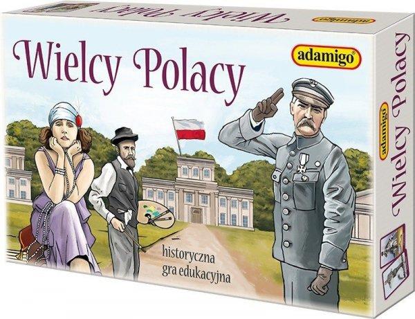 Adamigo Gra Wielcy Polacy
