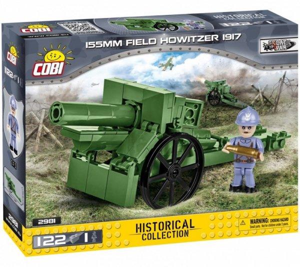 Klocki Small Army 155 mm Field Howitzer
