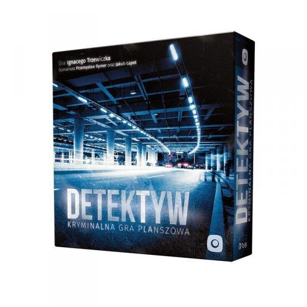 Portal Games Gra Detektyw: Kryminalna Gra Planszowa