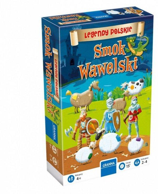 Granna Gra Smok Wawelski