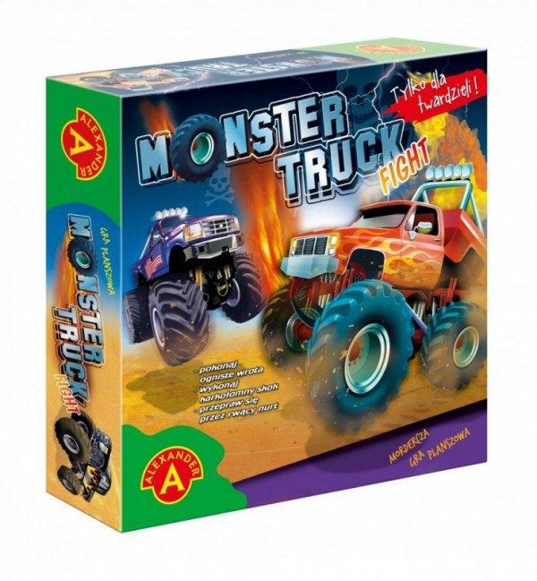 Alexander Gra Monster truck fight