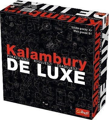 Trefl Gra Kalambury De Luxe