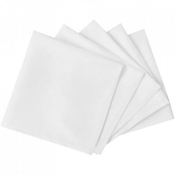 100 Serwetek na stół/obiadowych 50 x 50 cm