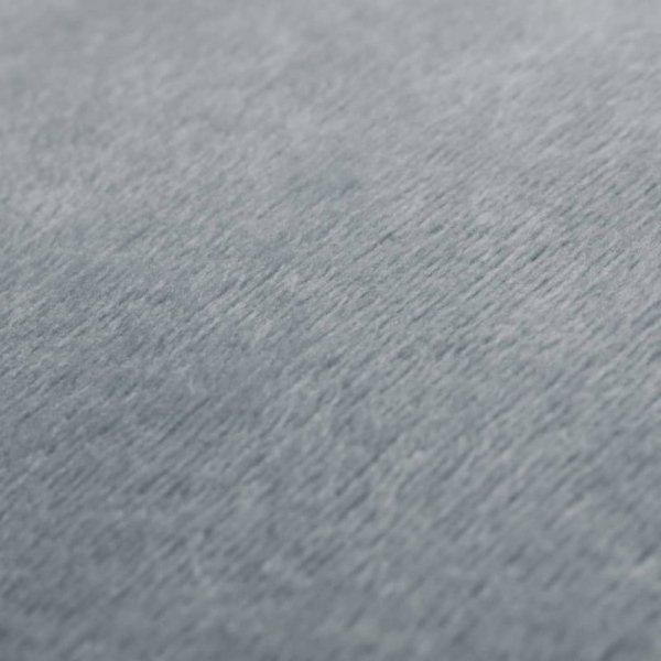 Zestaw 2 poduszek ozdobnych z weluru, kolor szary, 45 x 45 cm