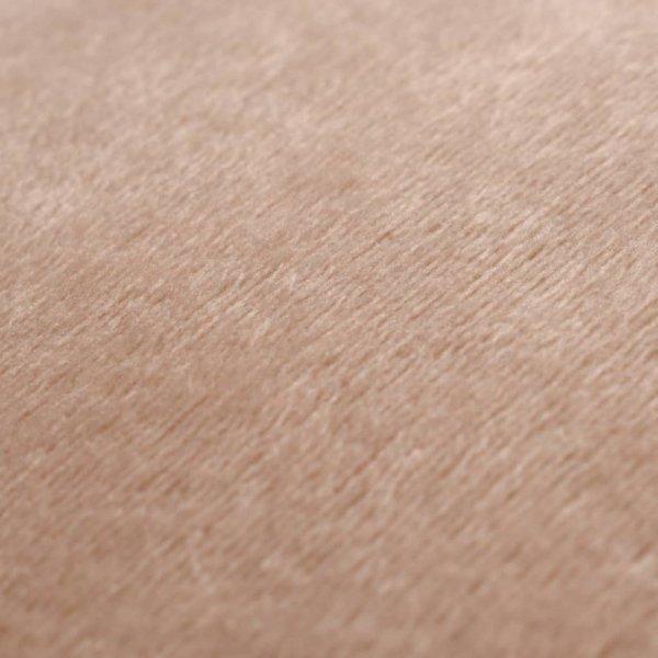 Zestaw 2 poduszek, welur, 40x60 cm, beżowy