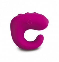Wibrator na palec - Gvibe Gring Neon RoseGvibe GringXL Sweet Raspberry