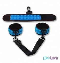 Kajdanki - Picobong - Resist No Evil, niebieskie