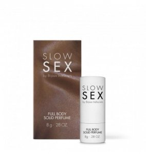 Perfumy damskie - Slow Sex Full Body Solid Perfume