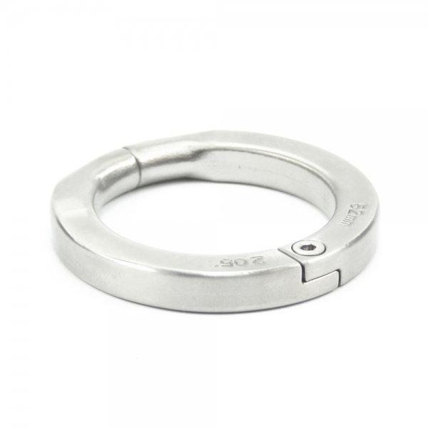 Pierścień erekcyjny - Bon4 - Lockable Cock Ring 52 mm