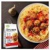 Let's Meat! Roślinny zamiennik mięsa - z przyprawami Cultured Foods, 150g