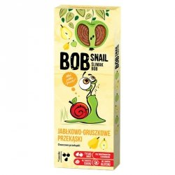 Bob Snail jabłko-gruszka, 30g
