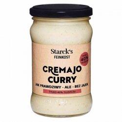 Cremajo Curry - Jak prawdziwy majonez - ale bez jajek Starck's, 270g