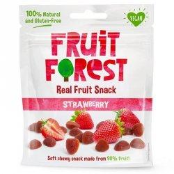 Owocożelki z truskawką Fruit Forest, 30g