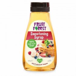 Naturalny syrop słodzący Fruit Forest, 350g
