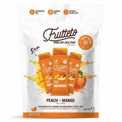 Lody sorbetowe do zamrożenia Brzoskwinia - Mango Frutteto, 5x50g