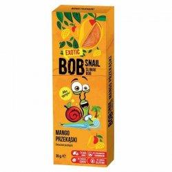 Przekąska mango bez dodatku cukru Bob Snail, 30g