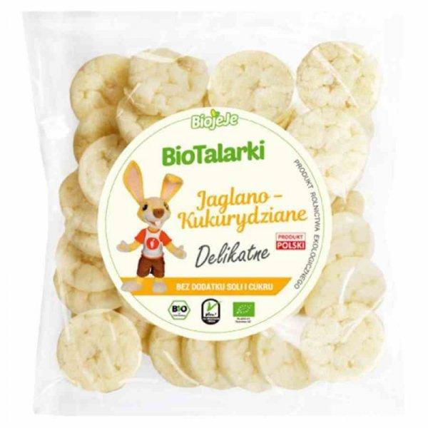 Biotalarki jaglano-kukurydziane Siejeje BIO, 55g