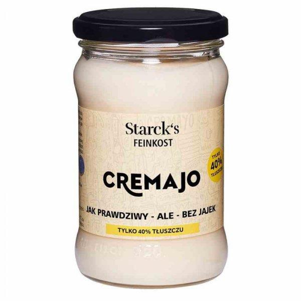 Cremajo 40% tłuszczu - Jak prawdziwy majonez - ale bez jajek Starck's, 270g