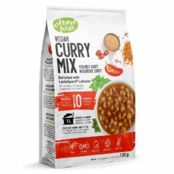 Gulasz wegański CURRY Cultured Foods, 130g
