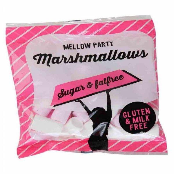 Pianki bezcukrowe bez glutenu Mellow Party, 50g