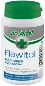 FLAWITOL dla psów dorosłych 60 tabl