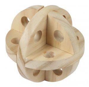 KERBL Piłka na przysmaki, 7 cm [82864]