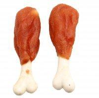 ADBI Kostka owinięta mięsem z kurczaka (udka) [AL46] 500g