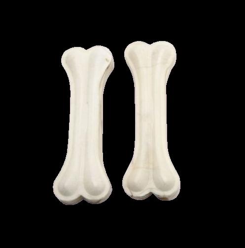 ADBI Kość prasowana biała 12.5cm [AK22] 10szt