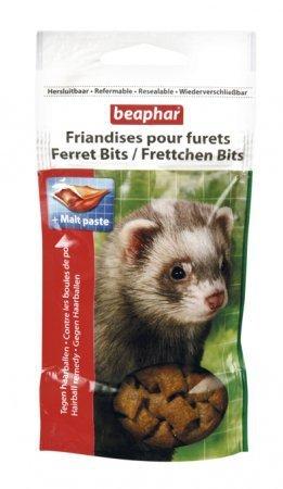 BEAPHAR FERRET BITS 35G - przysmak witaminowy dla fretek