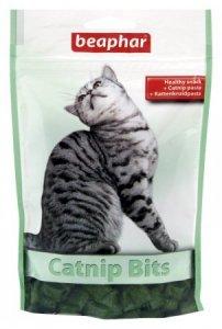BEAPHAR CATNIP BITS 150G - przysmak z kocimiętką dla kotów