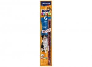 VITAKRAFT BEEF STICK 1szt serca przysmak d/psa