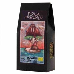 Tapajós vital - yerba mate wzmacniająca Pizca del Mundo BIO, 100g