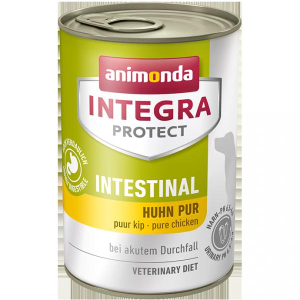 ANIMONDA INTEGRA Protect Intestinal puszki czysty kurczak 400 g