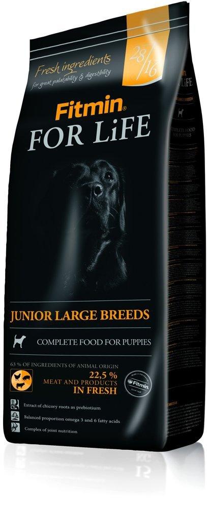 FITMIN dog For Life Junior Large Breed 3kg