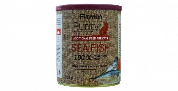 FITMIN cat Purity Sea Fish 850g