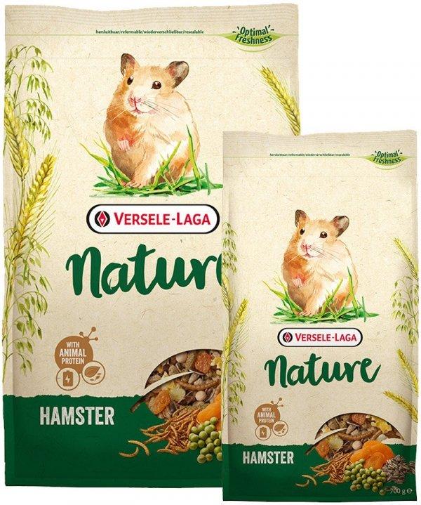 VERSELE LAGA Hamster Nature 2,3kg - dla chomików  [461419]