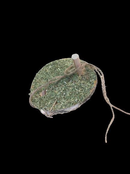 HAM-STAKE Gryzak brzozowy z truskawką i rumiankiem [HS.46A]