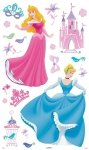 Naklejki Disney Princess zamek