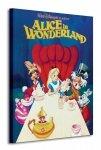 Alice In Wonderland (1989) - Obraz na płótnie