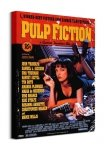 Pulp Fiction Mia Wallace - obraz na płótnie