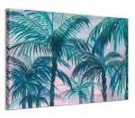 Palm Trees - obraz na płótnie