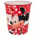 Kosz na śmieci Myszka Mini Minnie Mouse new