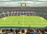 Tapeta 3D Stadion