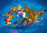 Fototapeta na flizelinie Scooby Doo! tapeta XXL