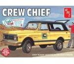 Model plastikowy - Samochód 1972 Chevy Blazer Crew Chief - AMT