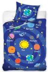 Pościel Planety Układu Słonecznego 160x200cm komplet pościeli Kosmos