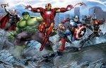 Tapeta 3D Avengers Assemble