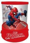 Lampka nocna Spiderman projektor