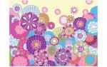 Fototapeta Kolorowe Kwiaty 16190