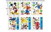 Zestaw naklejek-naklejki Disney Mickey Myszka Miki